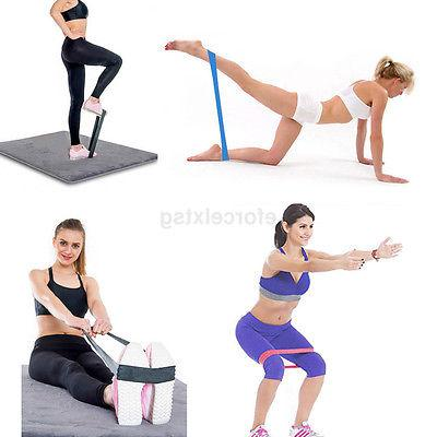 Portable Bands Mini Band Exercise Crossfit Strength