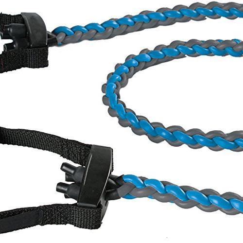 Braided Exercise Bands, Heavy
