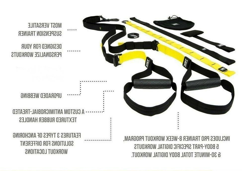 TRX 3 Trainer Professional Workout