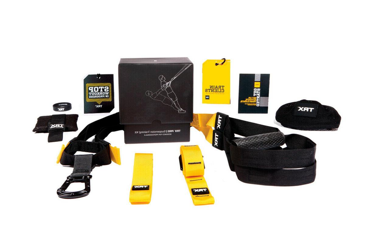 pro 3 suspension trainer kit professional fitness