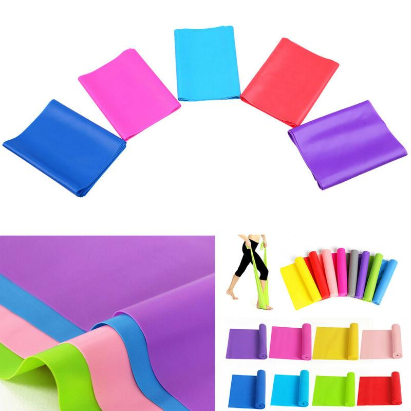 Rubber Elastic Resistance Bands Exercise