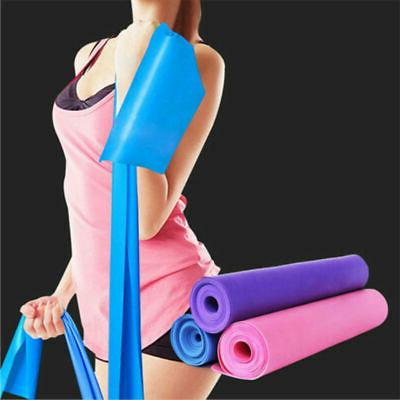 professional elastic resistance bands straps for yoga