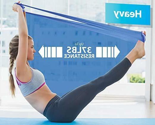 Professional - 25 Elastic Exercise Fitn
