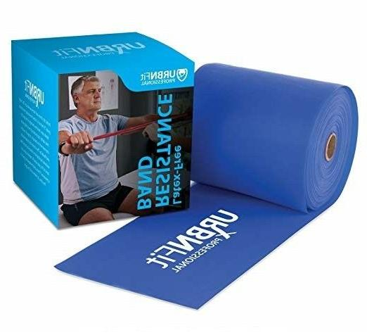 professional resistance bands 25 yards 75ft latex
