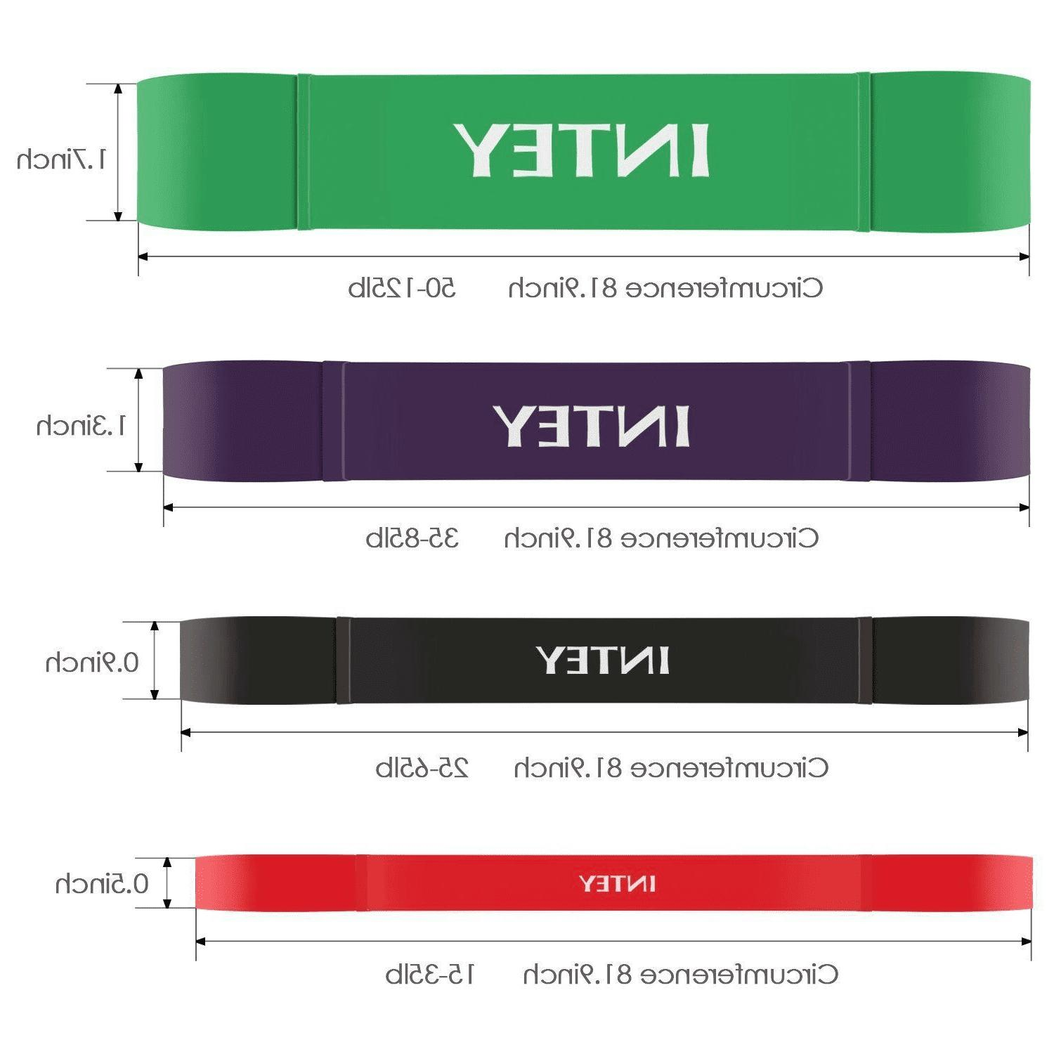 pull assist band resistance bands