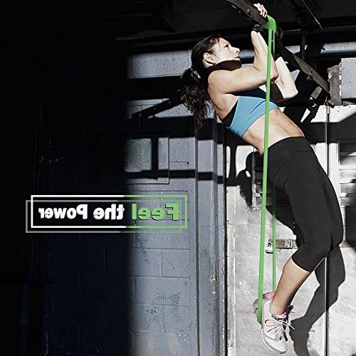 FREETOO Up Bands -Resistance Bands Exercise 100% Natural Best Body Training,Cross Fitness,Yoga Home Fitness