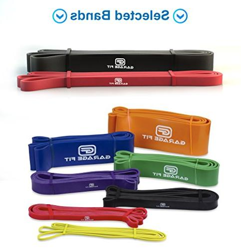 - Duty Resistance Bands, up Bands, for Cross Bands Powerlifting