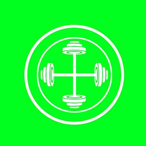 POWER Pull Assist - Stretch Resistance Band - Mobility Band Bands - for Body Stretching, Powerlifting, Resistance Training Green