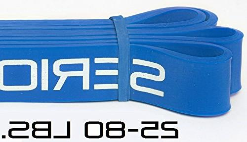 Serious Steel Fitness - #3 Assist & Band Pull-Up Band e-Guide INCLUDED