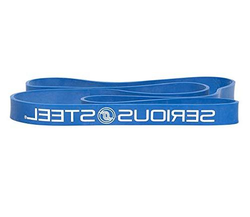 Serious Steel Blue - Assist & Stretching Band Pull-Up and Band