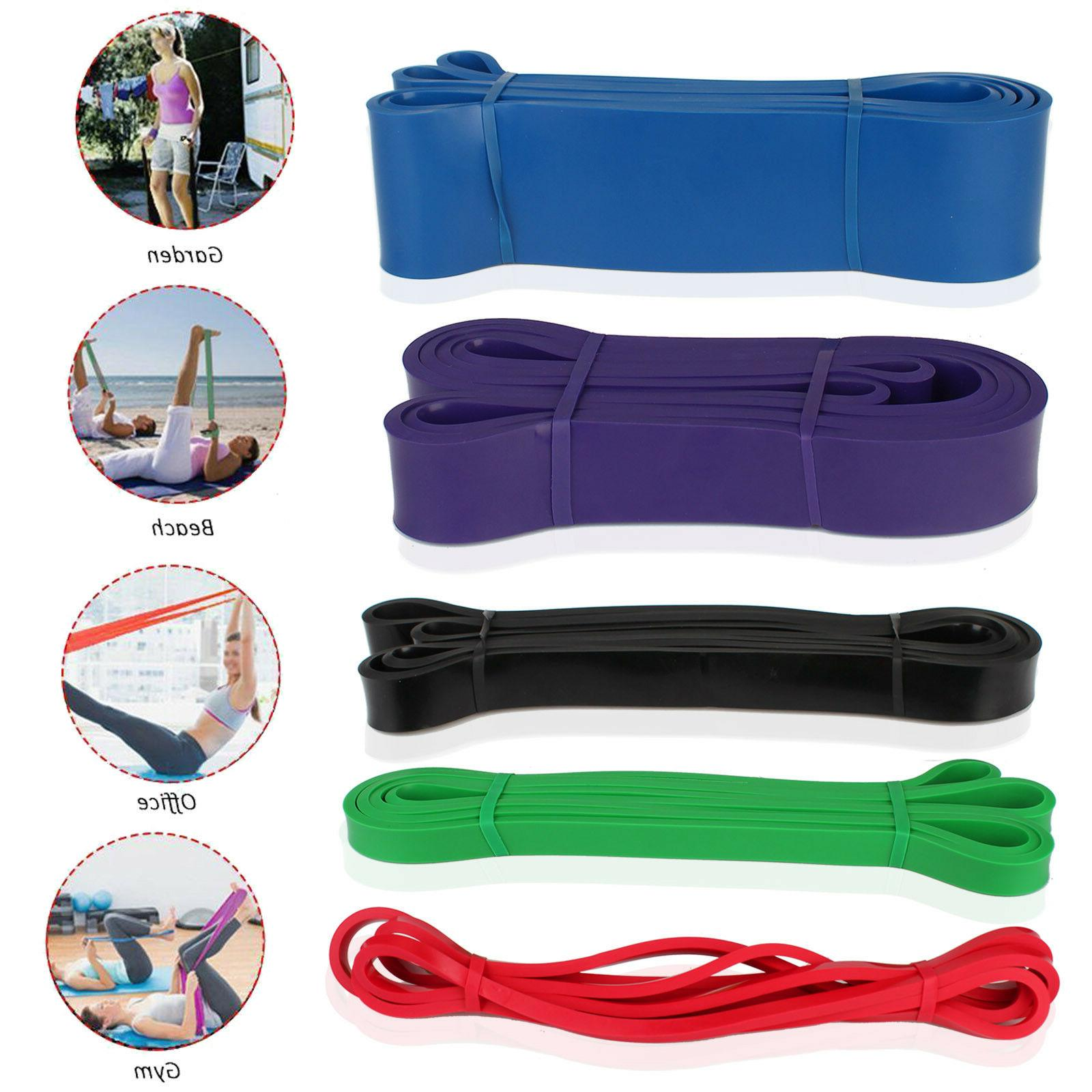Power Guidance Pull Up Assist Bands Resistance Mobility Powe