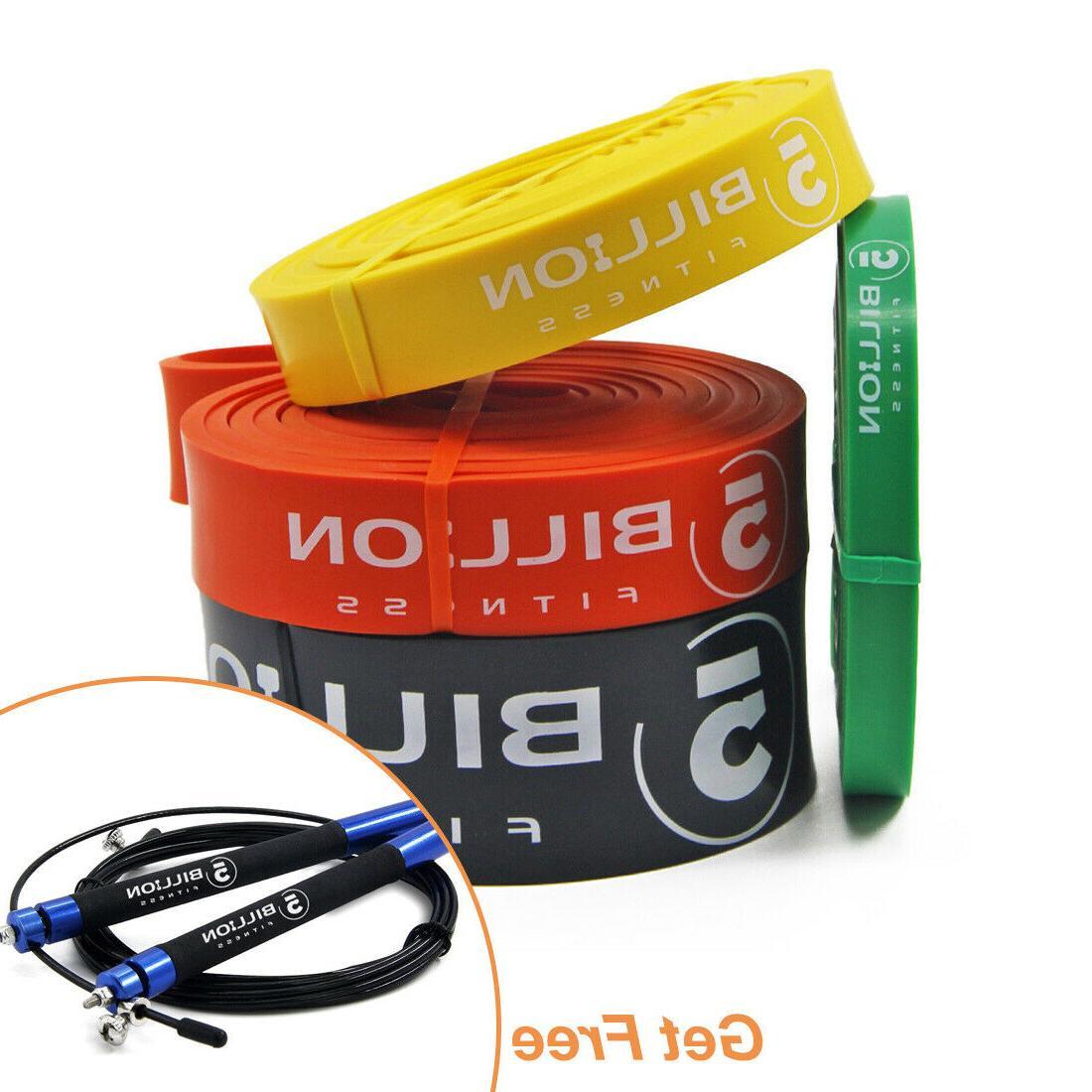 pull up assist bands resistance bands set