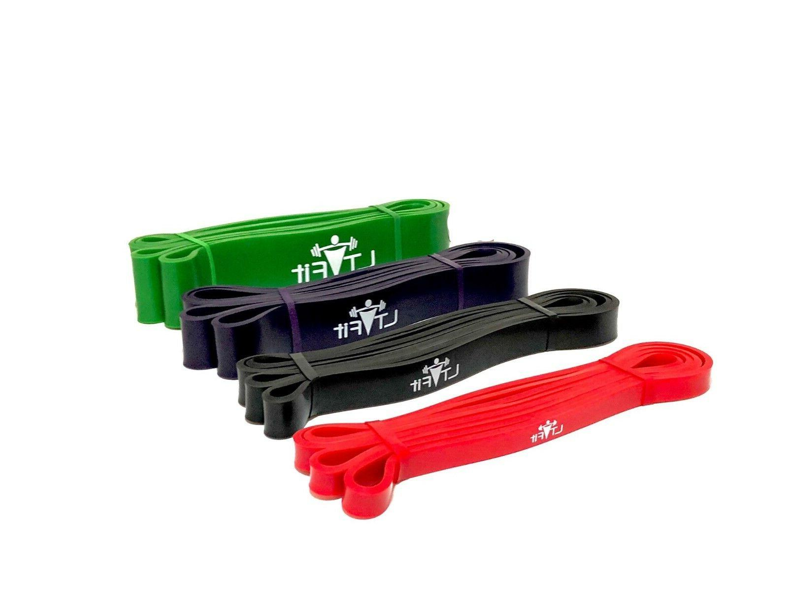 Pull Up Bands Resistance Fitness