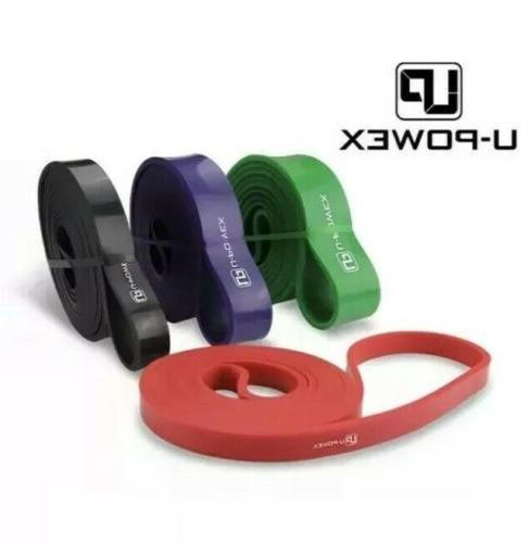 UPOWEX Pull Bands Set Heavy Powerlifting