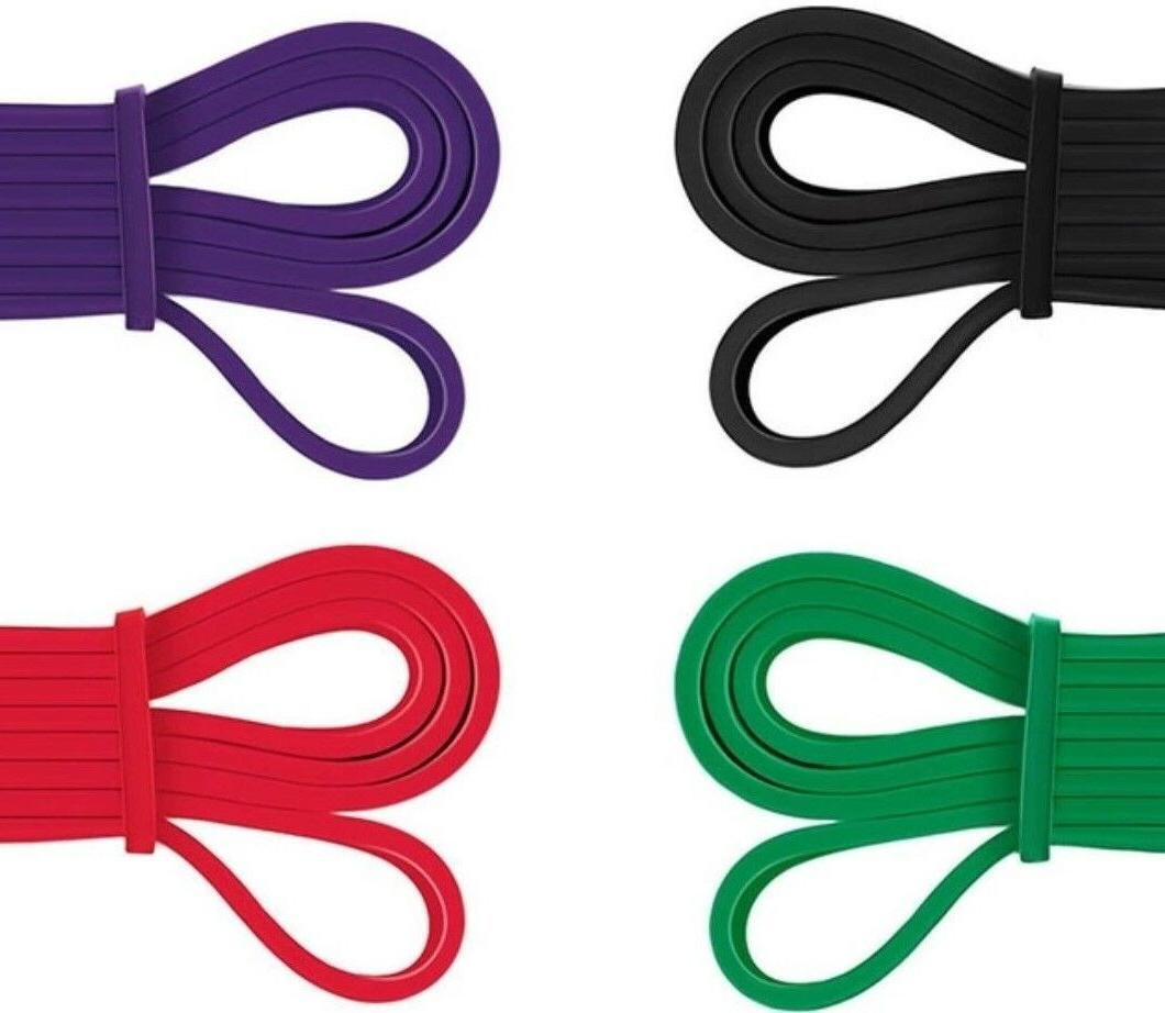 Resistance Assist Bands For Pull Ups Powerlifting Stretching
