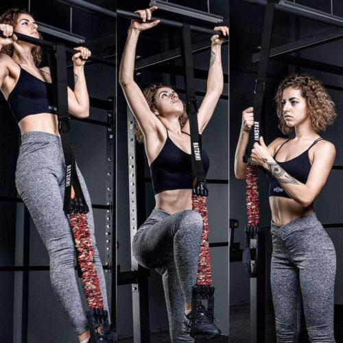 Pull Up Band Set Snap Chin Up Exercise