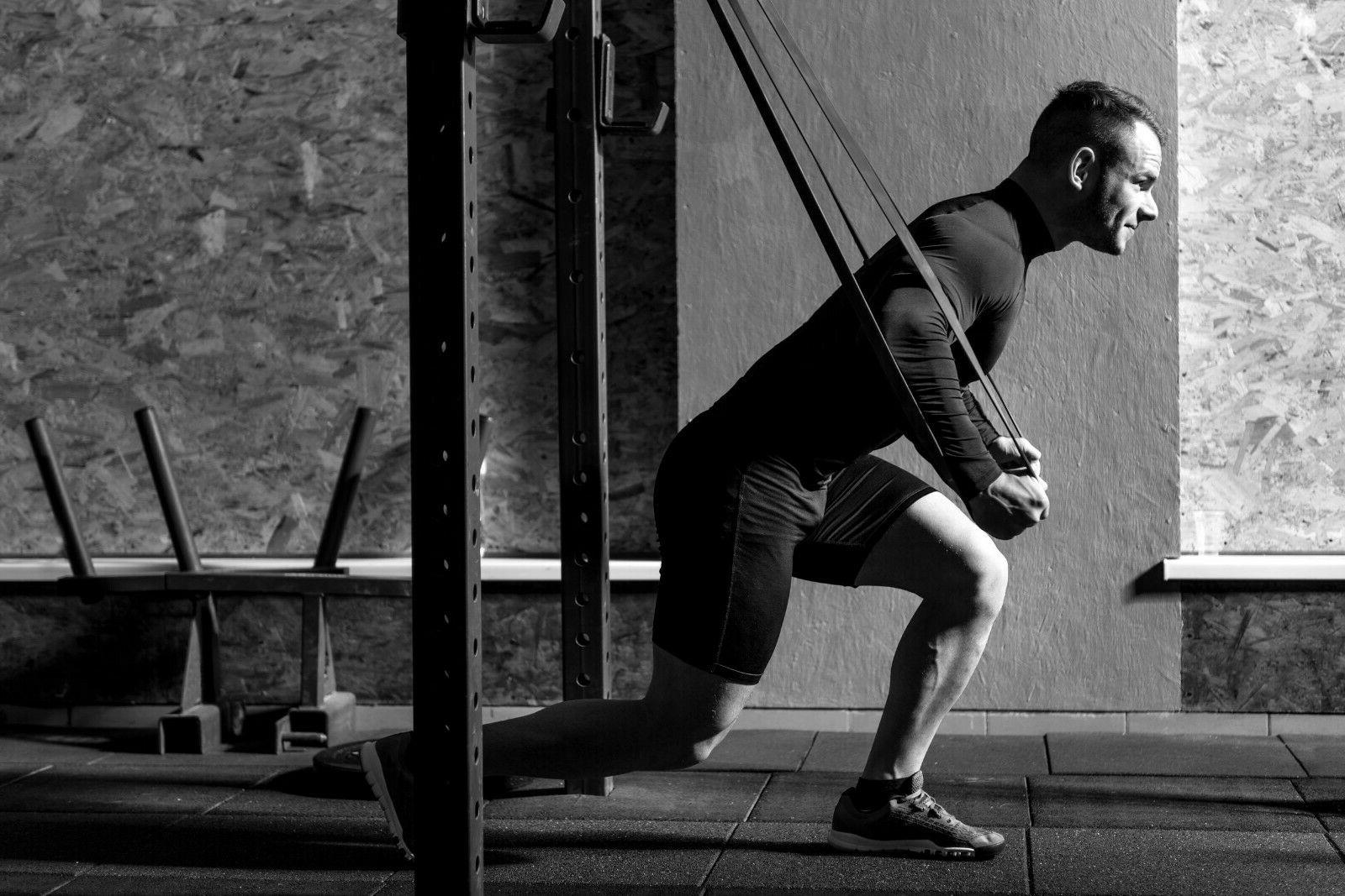 XPRT Fitness Pull Resistance Stretch Powerlifting