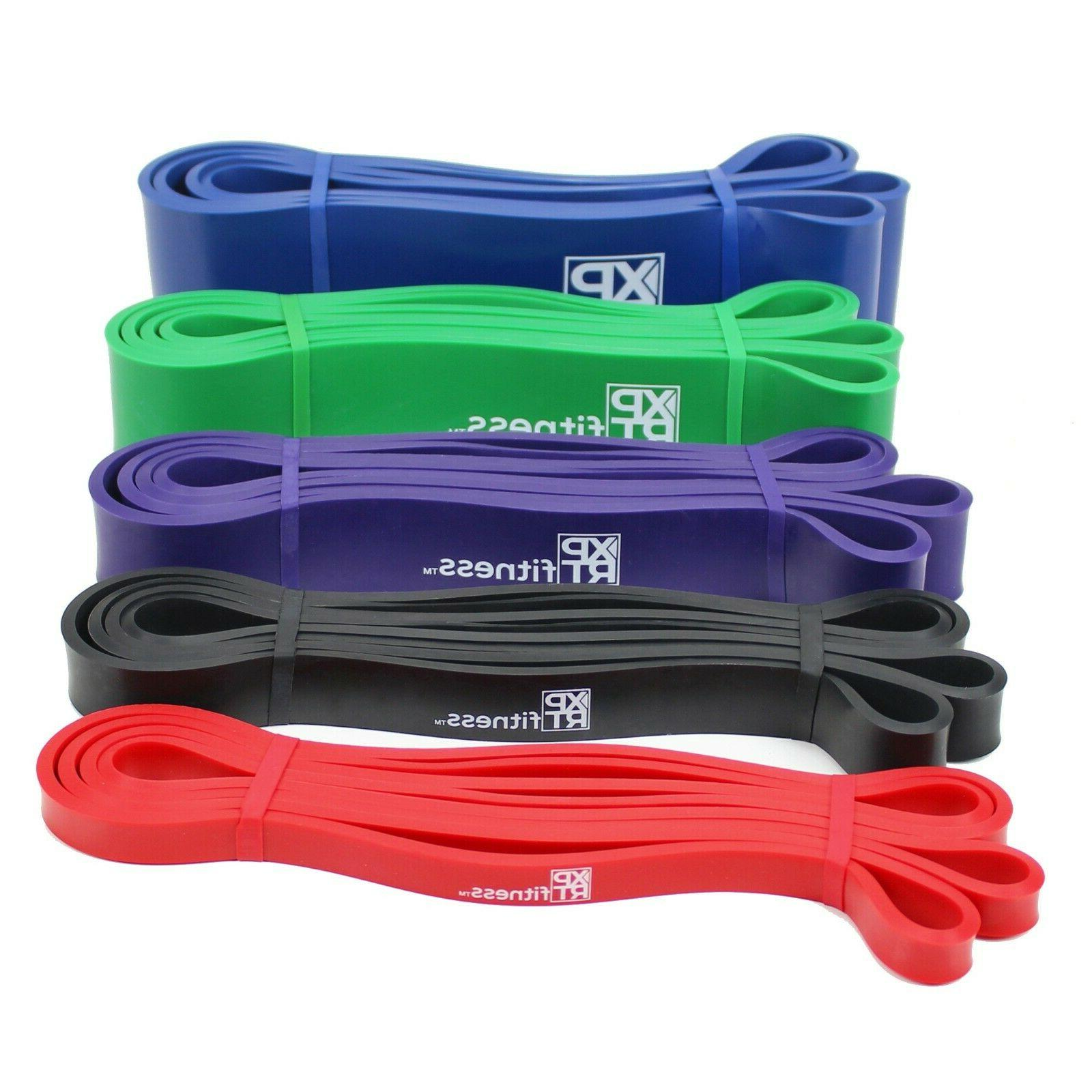 XPRT Fitness Up Resistance Bands -