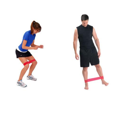 Pull Up Stretching Loop Power Gym Fitness Exercise
