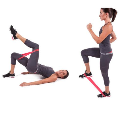 Pull Up Resistance Stretching