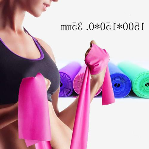 Pull Up Resistance Stretching Band Loop Gym Fitness Exercise
