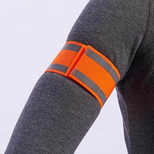 Black Mountain Products Bands for Running/Walking Safety
