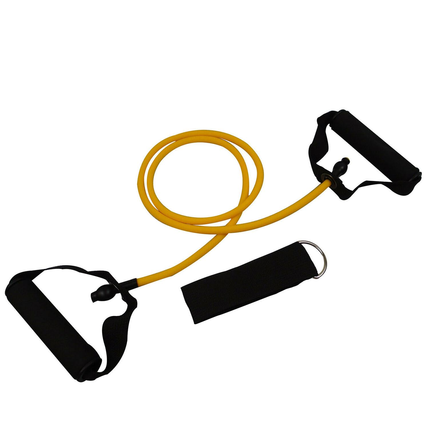 Resistance Band, - With - of 5 Colors Bands
