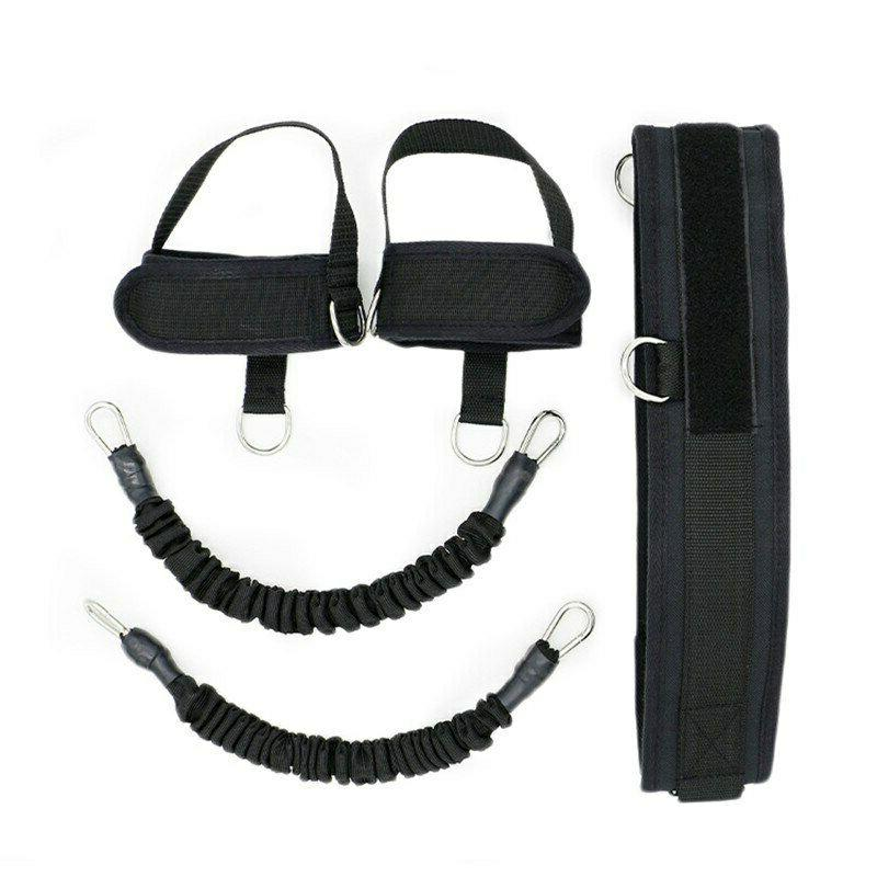 Resistance Band Fitness Trainer Running