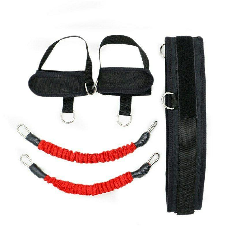 Resistance Band Fitness Trainer Rope Running