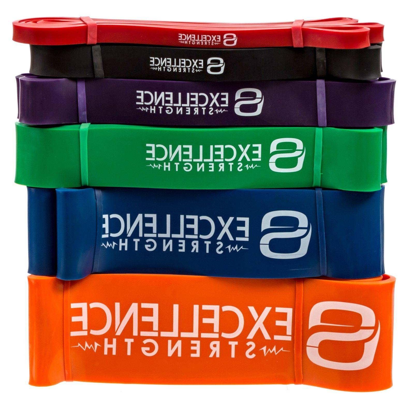 resistance band hi performance pull up assist