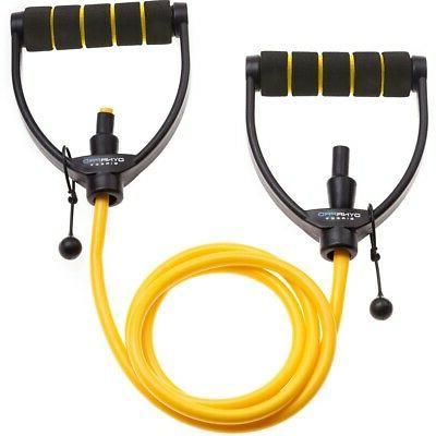 resistance band yellow 5 10 lbs