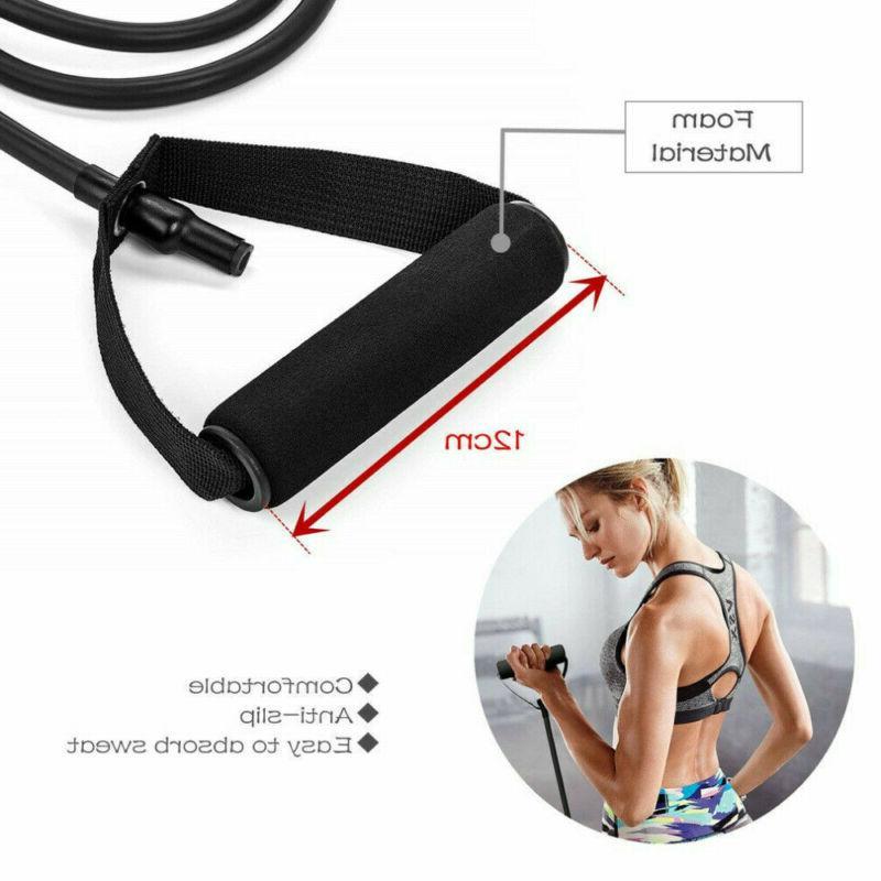 Resistance Yoga Exercise Tube Gym Rope