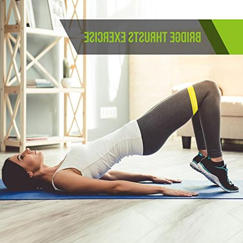 Semx Bands, Bag, Resistance for Exercises/Physical Therapy