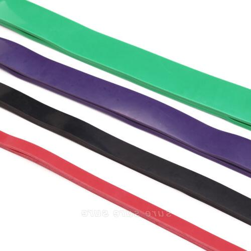 Resistance Bands Power Loop Crossfit Weight Fitness
