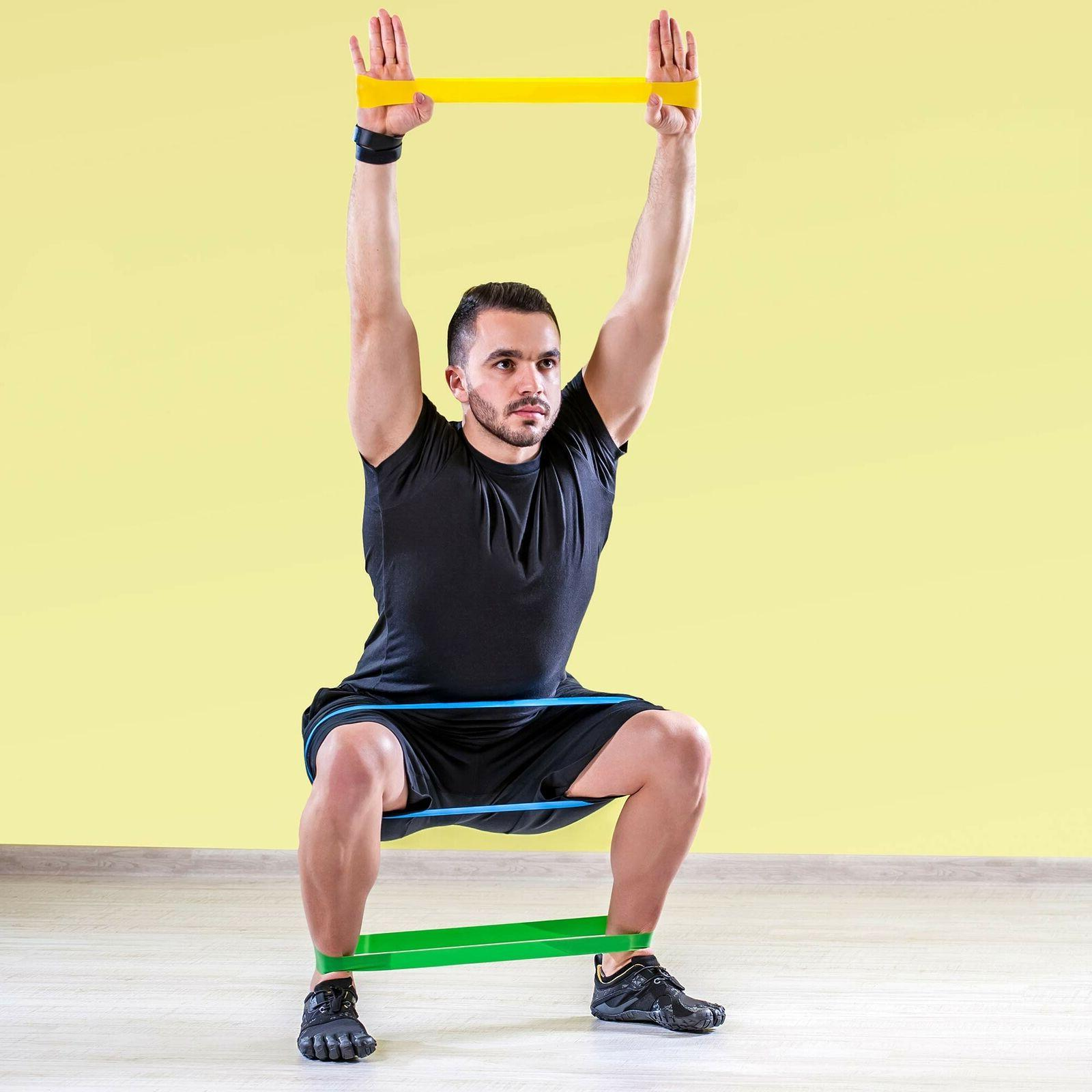 Resistance Bands Loop Therapy