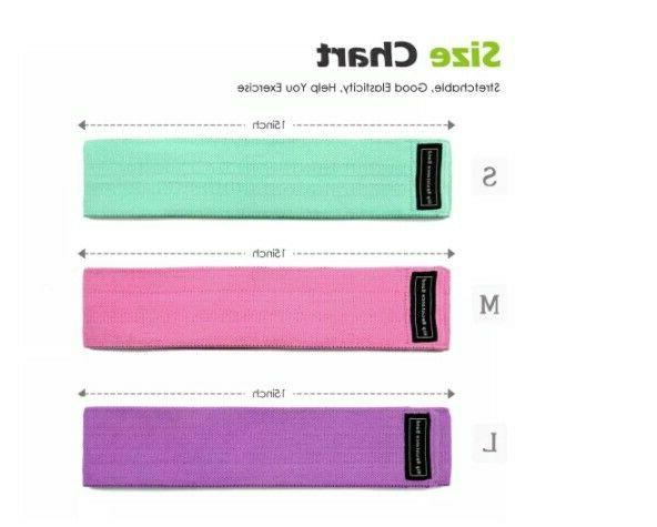 Resistance Bands Booty Bands Rubber