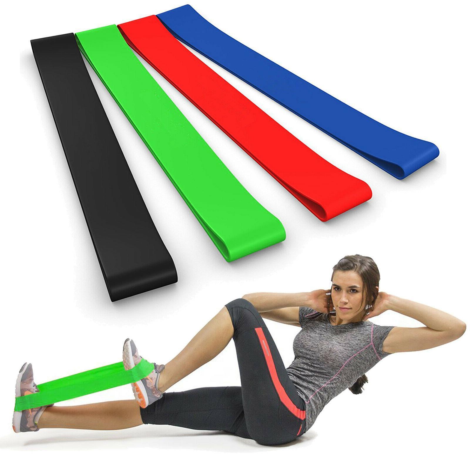 Resistance - & Fitness Set &