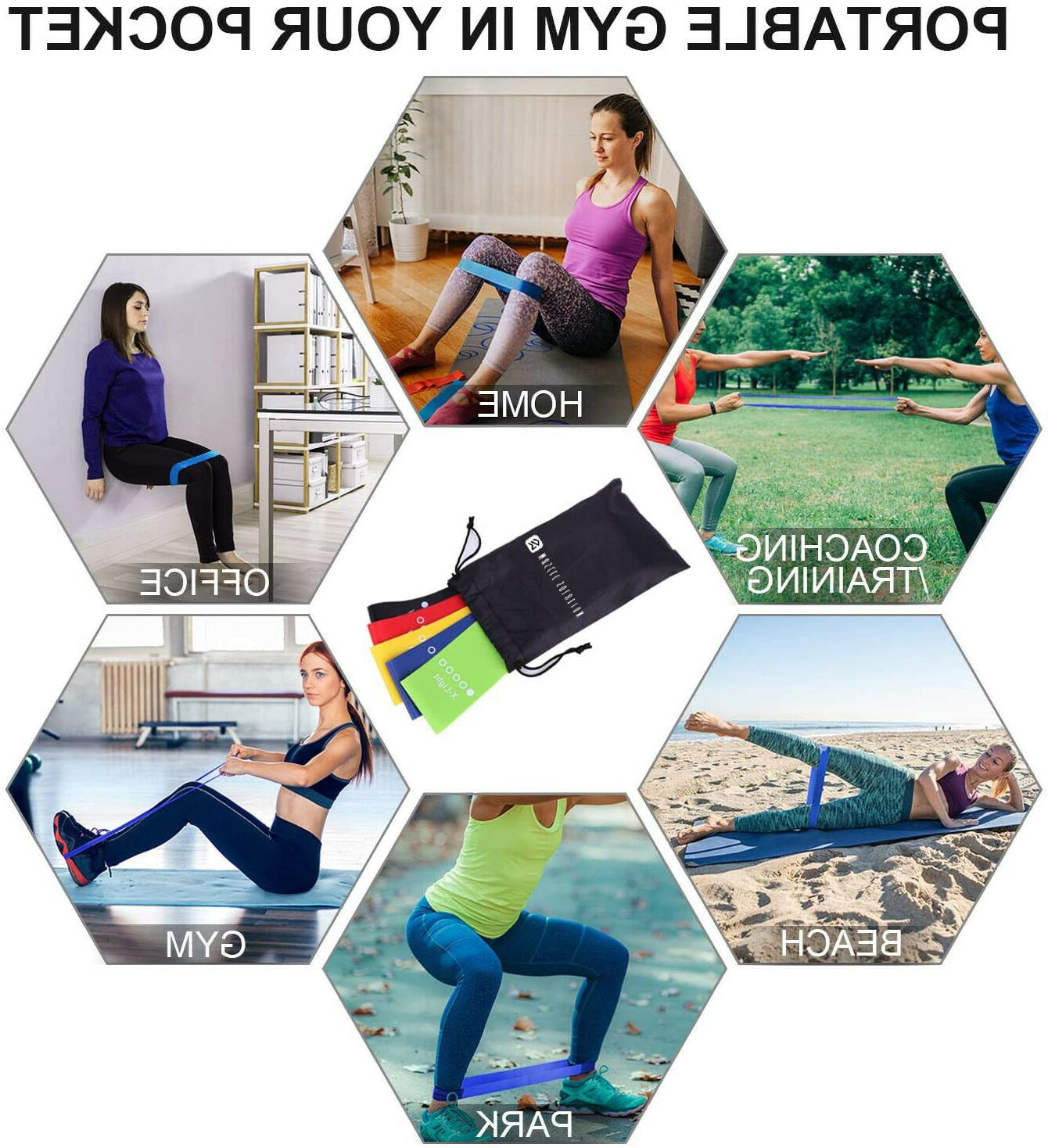 Home Exercise Fitness Glute Gym