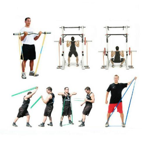Resistance Bands Yoga Pull Up Fitness