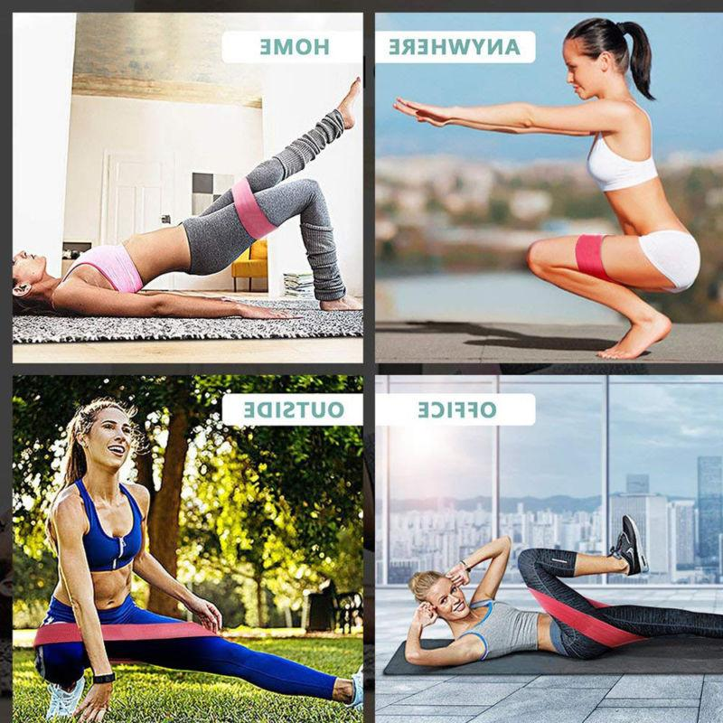 Resistance Bands Bands Wide for Legs and Butt