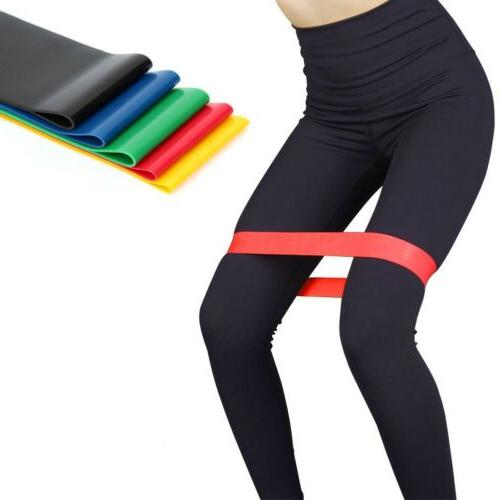 Resistance Bands CrossFit Fitness Booty Band