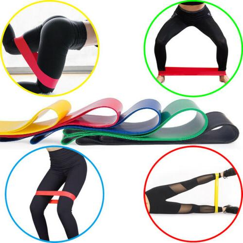 Resistance Bands Loop of Yoga Gym Fitness Physio