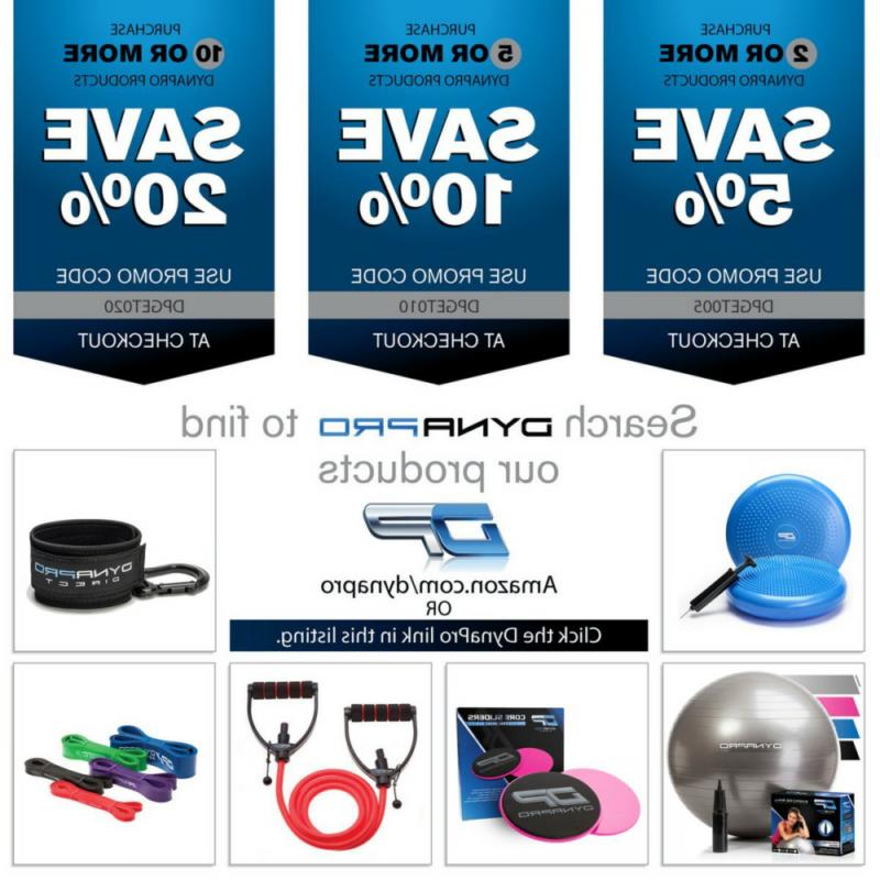 DYNAPRO Resistance Bands- with