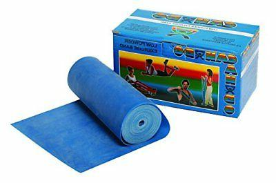 5 Stackable Exercise Rubber Resistance Band Set