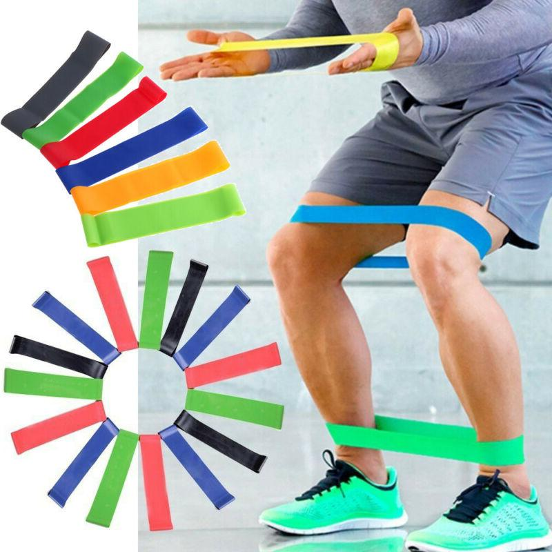 Resistance Gym Fitness Sport Rubber Band