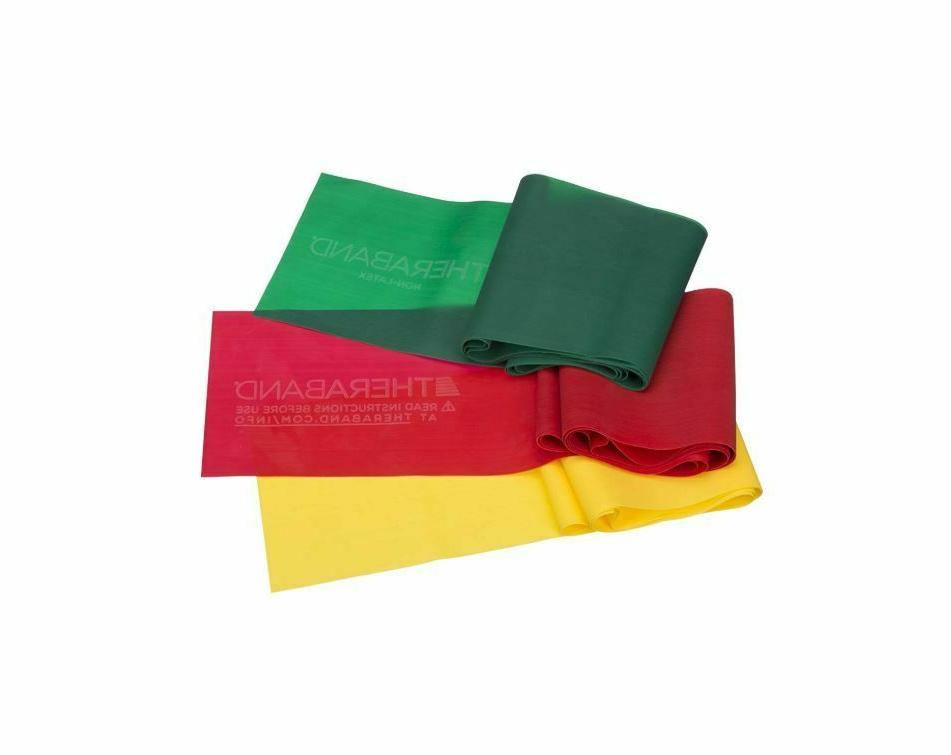 resistance bands professional non latex elastic bands