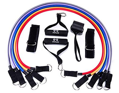 Products Set - Physical Therapy Bands to 105-150 LBS Full - Ankle for