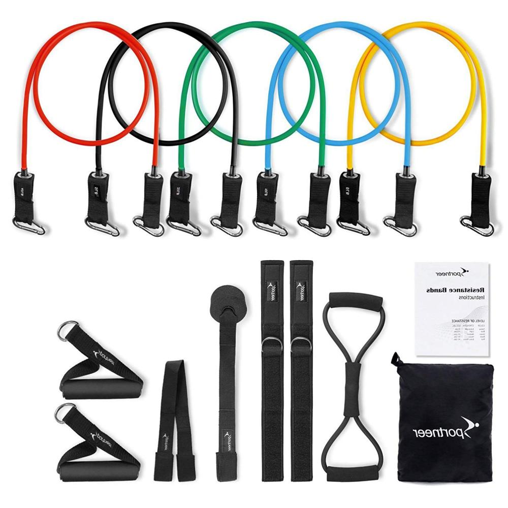 resistance bands resistant exercise band set