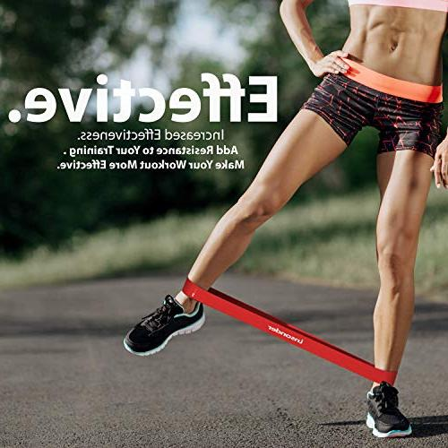 Resistance Bands Stretch Glutes Physical Equipment