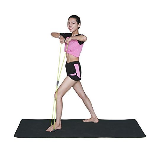Liveup Resistance Set Fitness Tubes/Cord Gym Exercise Travel